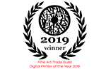 Fine Art Trade Guild Digital Printer of the Year 2019